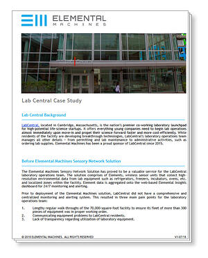 Lab Central Case Study Thumbnail